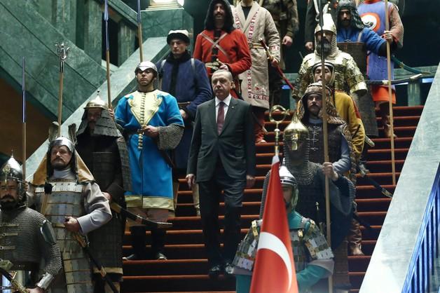 Erdogan: hipokryzja Zachodu jest oczywista
