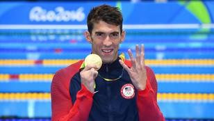 Phelps ożenił się w tajemnicy jeszcze przed igrzyskami