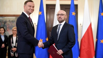 11-05-2017 11:27 Krzysztof Łapiński rzecznikiem Kancelarii Prezydenta RP
