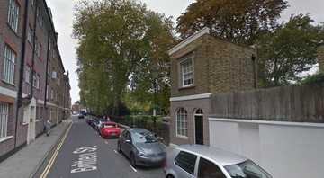 16-02-2017 19:09 Najmniejszy dom w Londynie wystawiony na sprzedaż. 27 m kw. za 3 mln zł