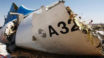 13-11-2015 15:08 Ostatnie 7 sekund lotu airbusa. Egipt wyśle nagranie za granicę