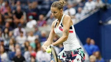 2017-09-06 US Open: Pliskova odpadła w ćwierćfinale i straci prowadzenie w rankingu