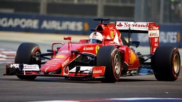 2015-09-19 Mercedes pokonany w kwalifikacjach w Singapurze!