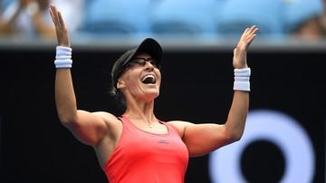 2017-01-23 Australian Open: Lucic-Baroni w ćwierćfinale po raz pierwszy od... 18 lat