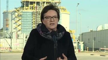 12-10-2015 14:03 Polska niezależna od dostaw gazu ze wschodu. Rozpoczął się rozruch Gazoportu w Świnoujściu