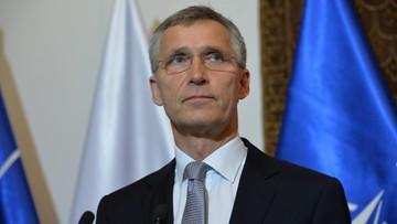 31-05-2016 10:36 Stoltenberg w Polsce: szczyt NATO w krytycznym momencie