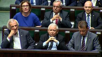 02-08-2017 10:25 PiS sprawdza, czy Polska może żądać od Niemiec reparacji wojennych. Kaczyński: Polska nigdy nie zrzekła się praw do odszkodowania