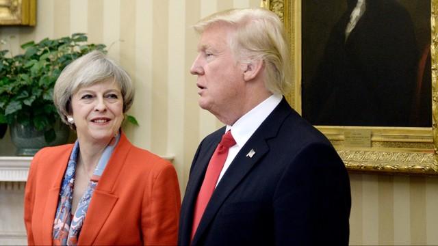Wielka Brytania: pomimo protestów rząd wyklucza odwołanie wizyty Trumpa