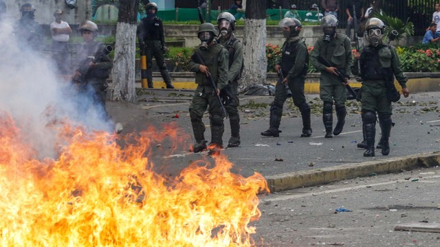 Wenezuela: Opozycja zapowiada dwudniowy strajk przeciwko Maduro