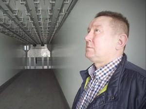 Wydał 200 tys. zł na naczepę, ale został jedynie jej… dozorcą