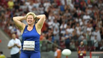 28-08-2016 18:44 Rekord świata Anity Włodarczyk na Memoriale im. Kamili Skolimowskiej!