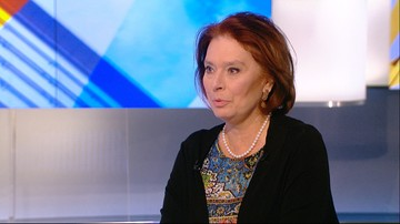 Kidawa-Błońska: nie będę się biła z silnym przeciwnikiem, który nie respektuje reguł