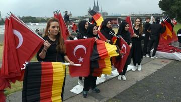 """02-08-2016 16:58 Erdogan oskarżył Zachód o """"wspieranie terroryzmu"""" i spiskowców"""
