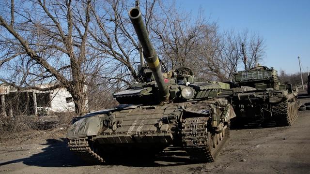 Ukraina: przedstawiciele OBWE spotykają ludzi podających się za wojskowych z Rosji