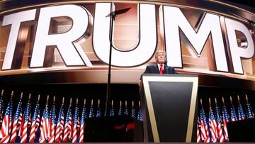 """01-11-2016 20:28 Trump wysuwa się na prowadzenie. Zobacz nowy sondaż """"Washington Post"""""""