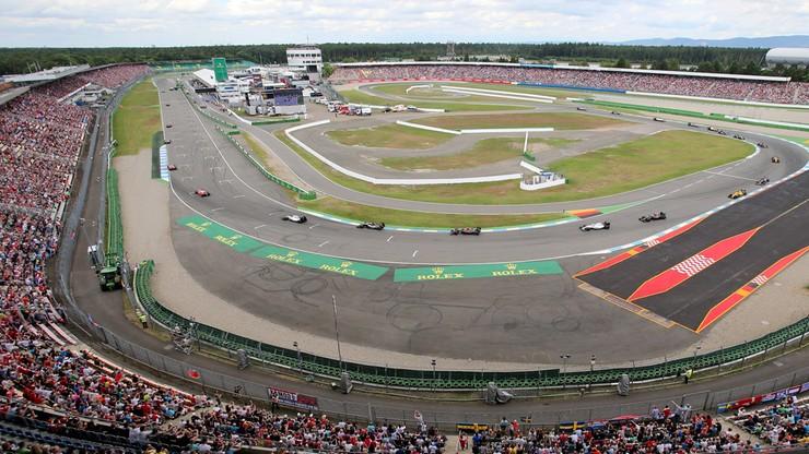 Formuła 1: Przyszły sezon prawdopodobnie bez Grand Prix Niemiec