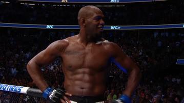 2017-07-30 UFC 214: Powrót króla! Jones znokautował Cormiera i ponownie jest mistrzem