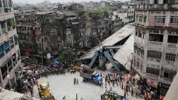 01-04-2016 13:49 Indie: zatrzymano pięć osób z firmy budującej estakadę w Kalkucie