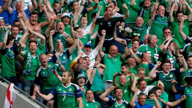 Euro 2016: Kibic Irlandii Północnej zmarł na trybunach!