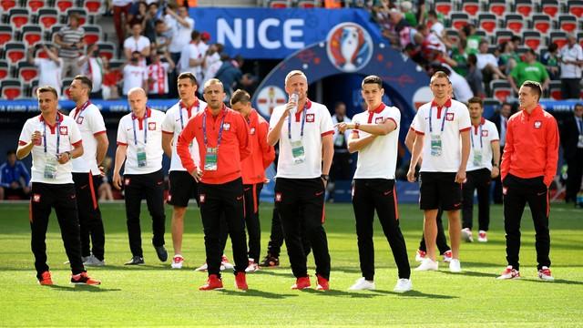 ME 2016 - Polska bez Grosickiego w podstawowym składzie