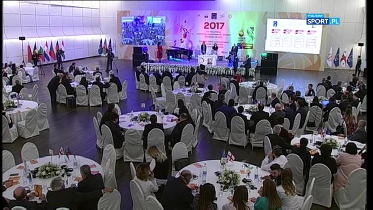 Losowanie grup siatkarskich mistrzostw Europy 2017 kobiet