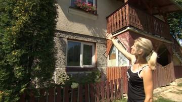 Dom wkrótce runie. PZU daje 10 tys. zł na remont