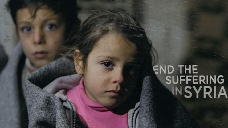 UNICEF: 2016 rok najgorszym jak dotąd dla syryjskich dzieci
