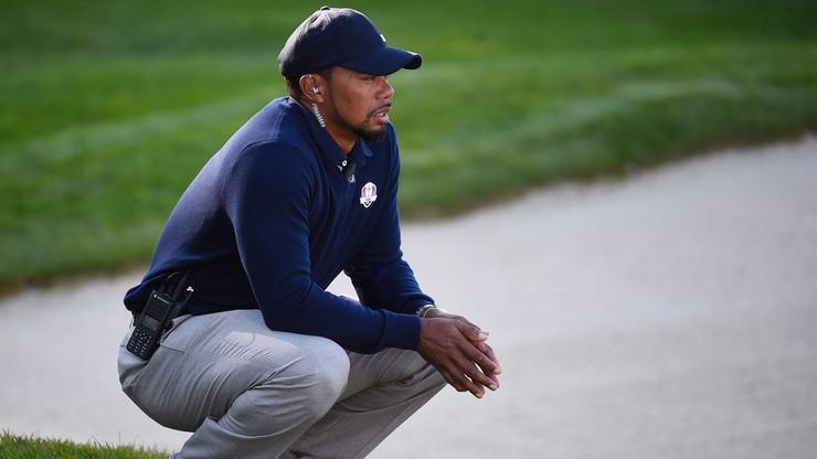 Tiger Woods nie chce jeszcze wracać do golfa