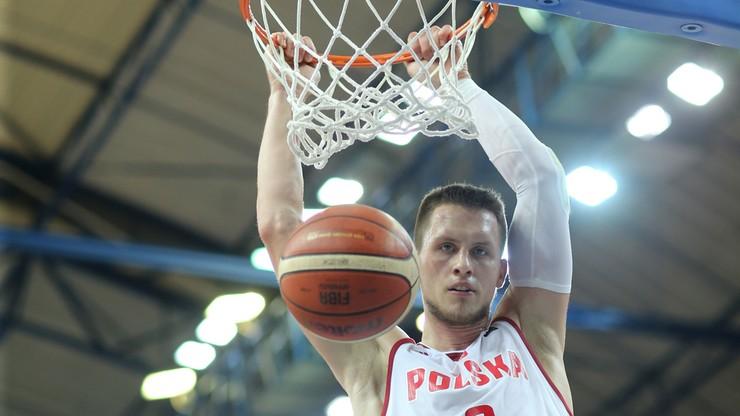 Turniej koszykarzy w Kłajpedzie: Polska przegrała z Litwą