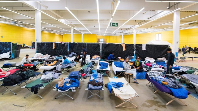 Niemieckie władze spodziewają się w tym roku 1,5 mln uchodźców