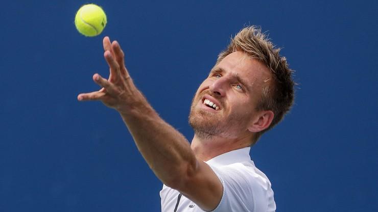 ATP w Metz: Gojowczyk wygrał po raz pierwszy