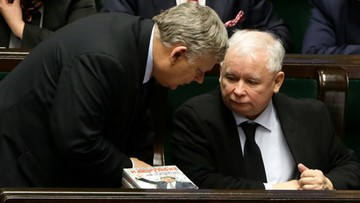 """""""Przedsiębiorcy związani z opozycją"""". Kaczyński wskazuje winnych spowolnienia gospodarczego"""