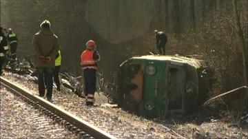 03-03-2016 09:33 Cztery lata od katastrofy kolejowej pod Szczekocinami. Proces nadal się toczy