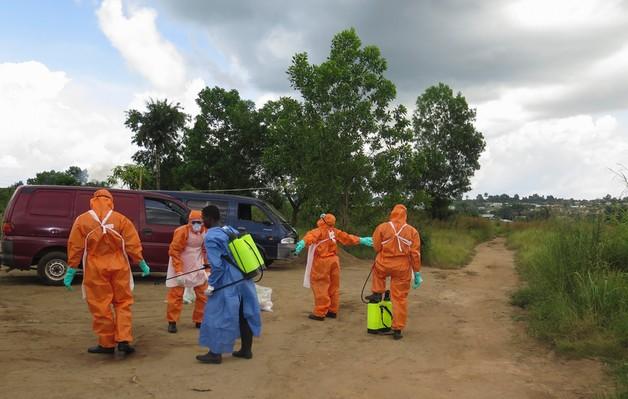 Badacze opracowali test wykrywający ebolę w mniej niż kwadrans