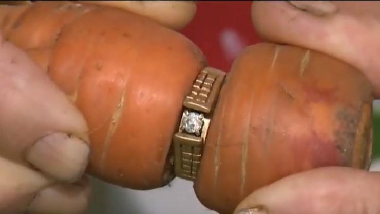 Zgubiony Pierścionek Zaręczynowy Po 13 Latach Odnalazł Się W