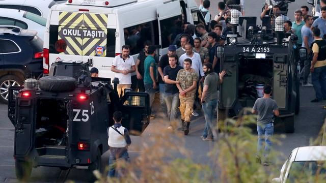 Turcja zamknęła przejścia graniczne z Bułgarią