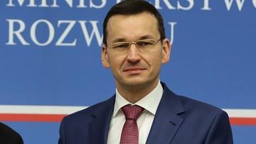 """12-01-2017 16:13 """"Mamy kilkanaście propozycji"""". Wicepremier Morawiecki zapowiada skuteczniejszą walkę ze smogiem"""