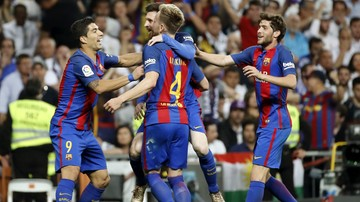2017-04-25 La Liga: Lider kontra drużyna z dna tabeli w 34. kolejce