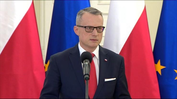 Magierowski: prezydent ma wątpliwości dotyczące projektu o KRS