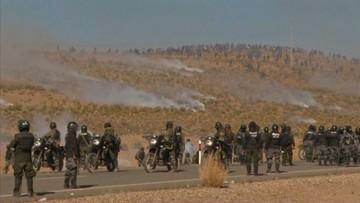 26-08-2016 09:29 Górnicy śmiertelnie pobili wiceszefa MSW Boliwii