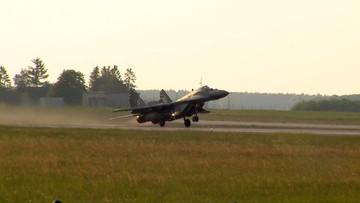 Samolot myśliwski MiG-29 zniknął z radarów. Trwają poszukiwania