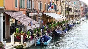 Wenecja wprowadza zakaz otwierania lokali z jedzeniem na wynos