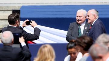 """11-07-2017 12:23 """"Jak tylko lekarze pozwolą wzmocnić moje działania"""". Wałęsa zapowiada obecność na sierpniowej kontrmanifestacji"""