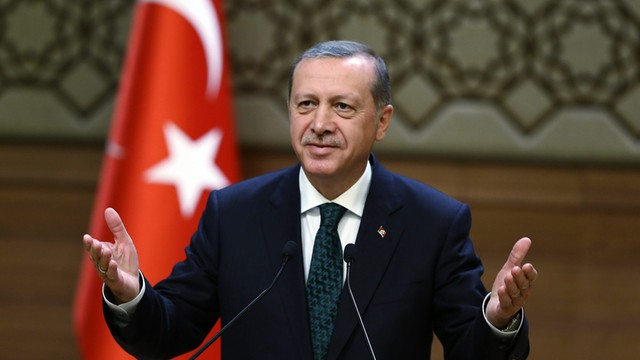 Erdogan lekceważy głosowanie w PE w sprawie zamrożenia negocjacji ws. wejścia Turcji do UE