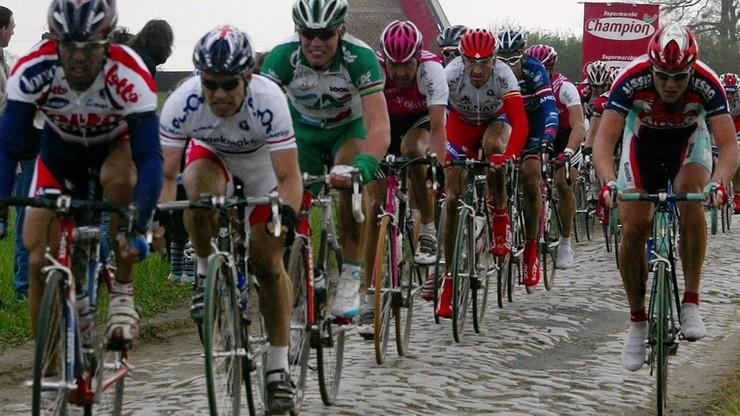 Paryż-Roubaix: Odwołane etapy? Powodem... błoto i kostka brukowa