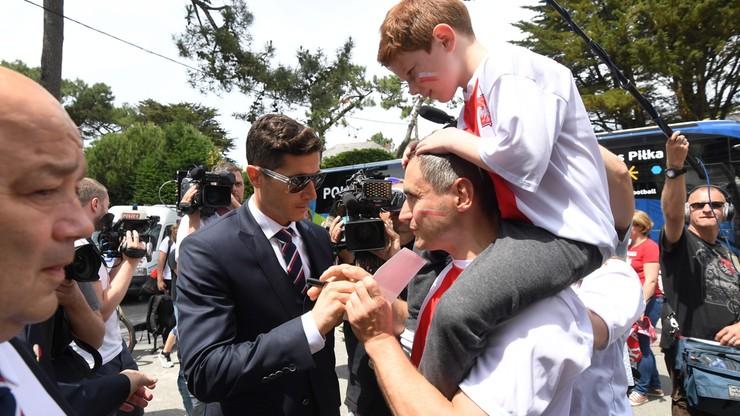 Euro 2016: Reprezentacja Polski dotarła do La Baule