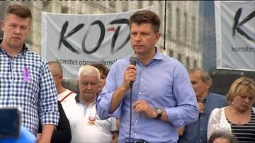 17-07-2017 09:26 Petru: osobą łączącą dla opozycji w parlamencie mogłaby być Ewa Kopacz