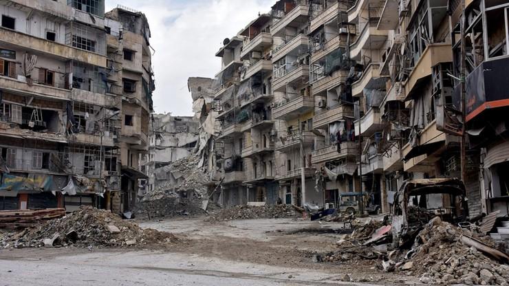 USA wpisały na czarną listę przedstawicieli syryjskiego reżimu i rosyjskiego banku