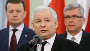 28-04-2016 18:55 Kaczyński: widzę poważne szanse na kompromis ws. TK