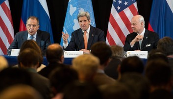 12-02-2016 05:33 Przełomowy krok w konflikcie syryjskim. Porozumienie mocarstw o wstrzymaniu działań wojennych